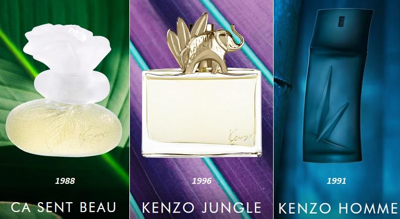 parfums de kenzo