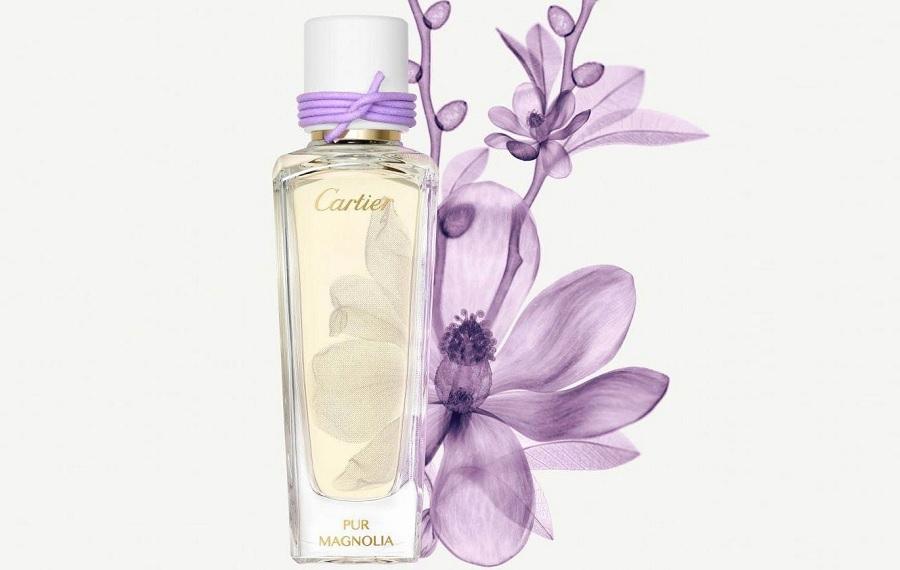 pur magnolia les epures de parfum cartier