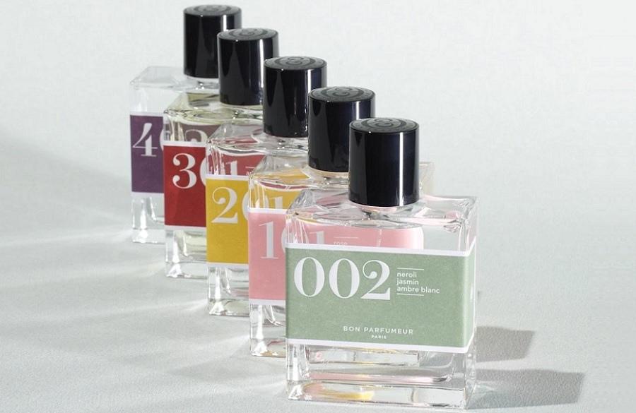 Sélection de parfums Bon Parfumeur, à porter seuls ou mixés